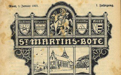 Pfarreiblatt Januar